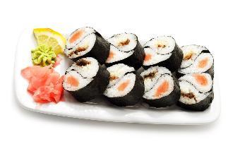 小米寿司店面效果图