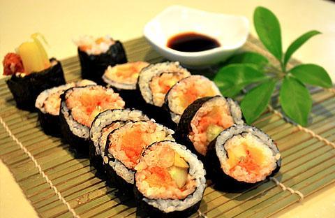 小米寿司加盟图片