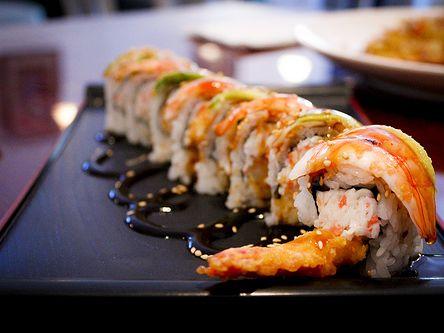 小米寿司加盟案例图片