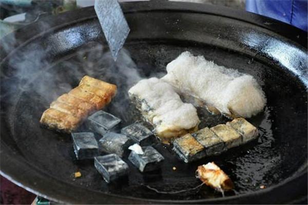 方鑫玉毛豆腐,在市场中赫赫有名