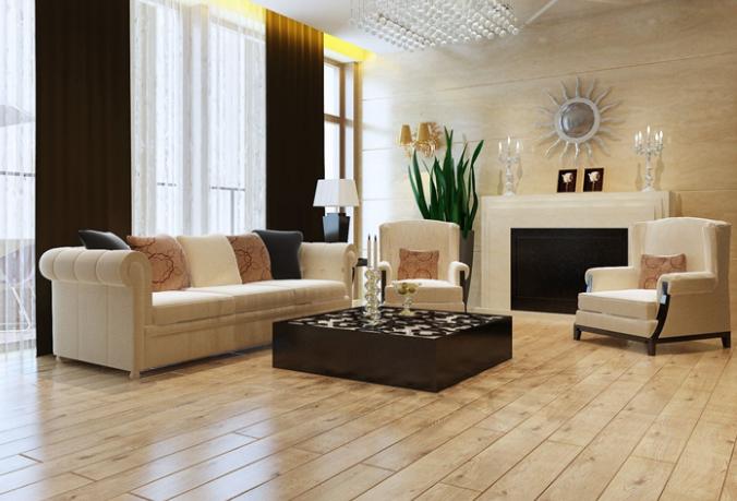 木地板投资