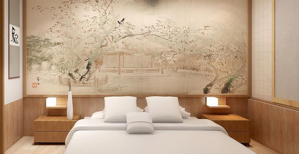 木山清芽日式酒店客房加盟