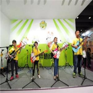 金手指吉他教育加盟图片