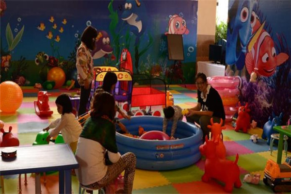 贝乐岛儿童主题乐园加盟