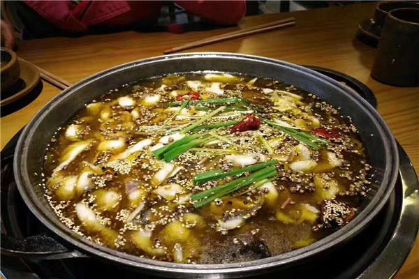百岁鱼火锅
