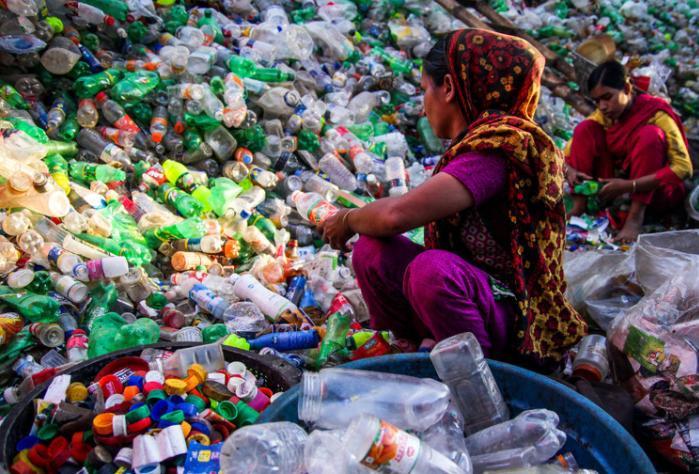 塑料回收加盟