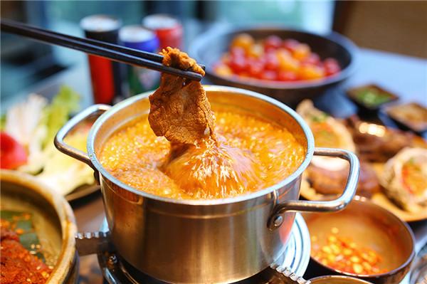 牛坤牛肉火锅加盟
