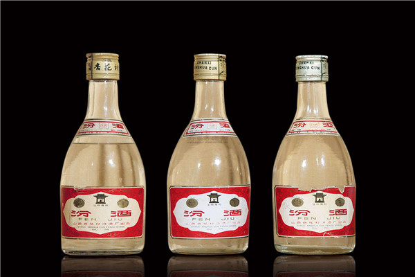 汾酒畅销产品展示