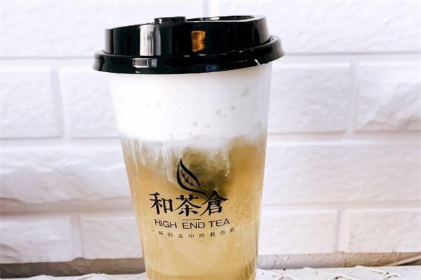 和茶仓饮品