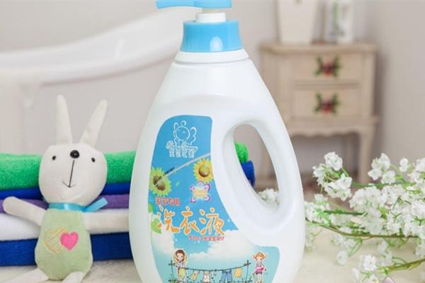 代理洗期指贴水衣液利润有多大