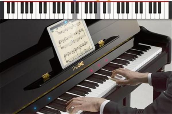 theone智能钢琴加盟介绍