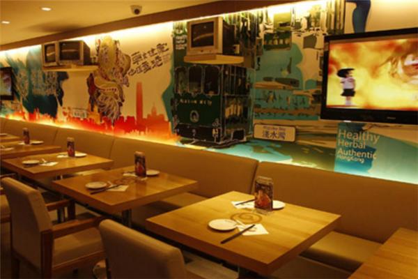 小资太太港式茶餐厅加盟