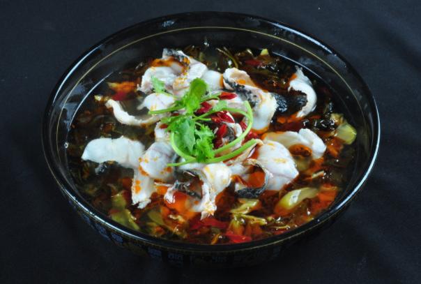 吃噻酸菜鱼加盟