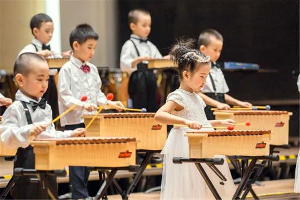 少儿音乐培训班,报名的学员源源不断