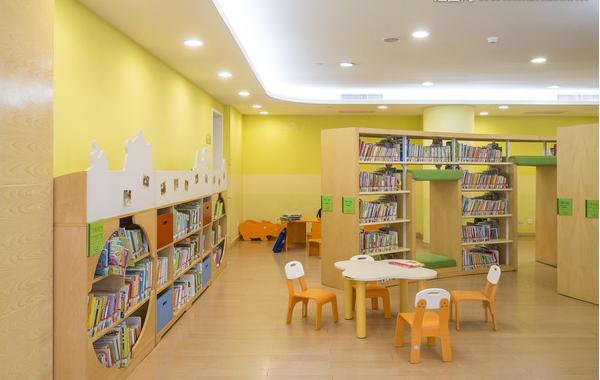 儿童图书馆加盟