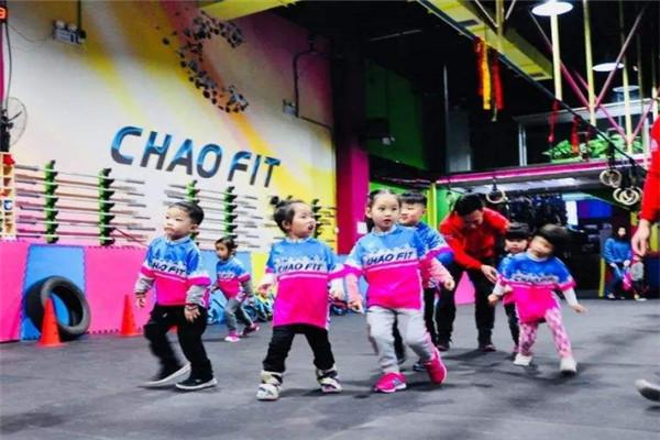 儿童体能训练