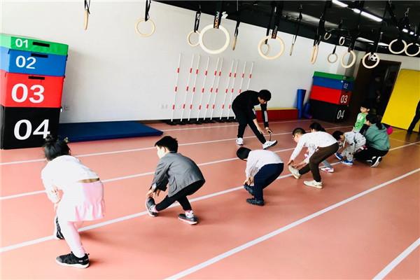 儿童体适能训练馆