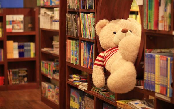儿童图书馆