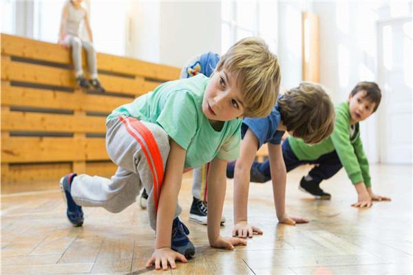 儿童体适能训练馆费用 大概投资多少钱