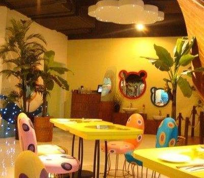 創意兒童主題餐廳