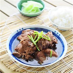犟师傅排骨米饭