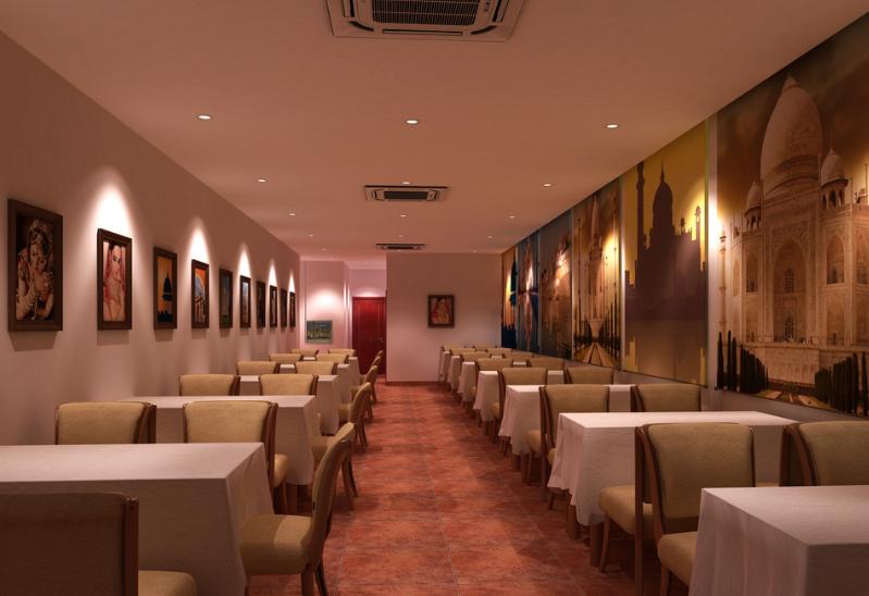 小型西餐厅投资