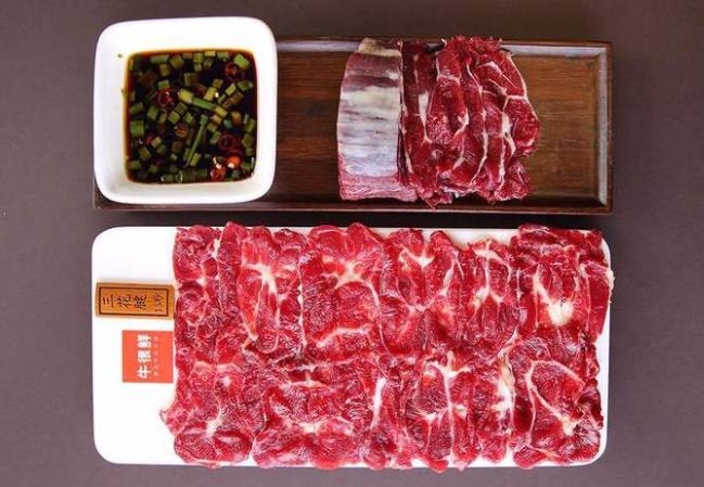 牛很鲜潮汕牛肉火锅加盟