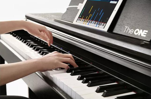 the one钢琴加盟