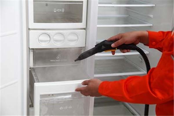 家电清洁服务过程展示