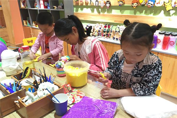 儿童手工坊加盟开店攻略