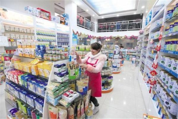 香港3861母婴店内景一览