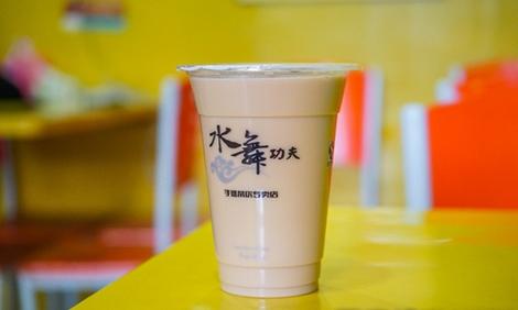 水舞功夫奶茶加盟