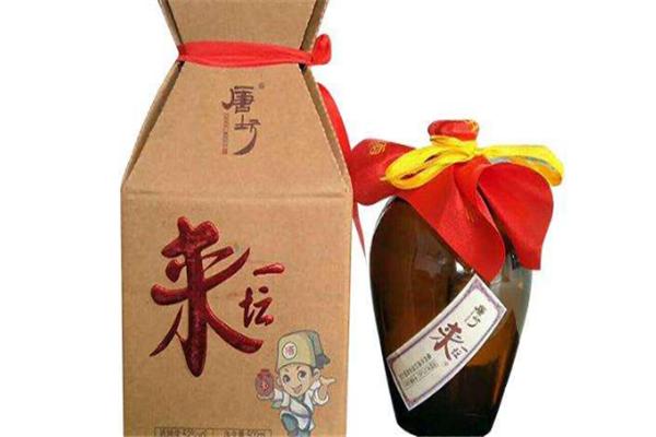 唐坊酒業加盟