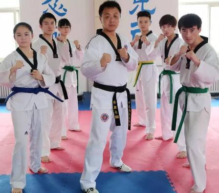 祥龙跆拳道