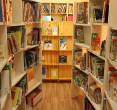 優貝親子圖書館