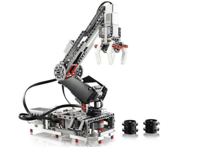第二课堂机器人教育培训加盟图片