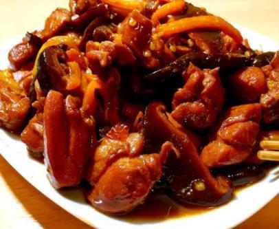 石鍋拌飯黃燜雞