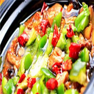 shanghuangmen鸡