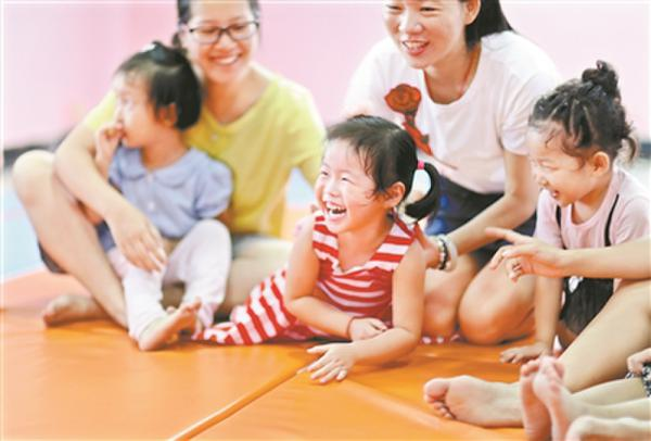 k12教育受到了家长们的一致好评