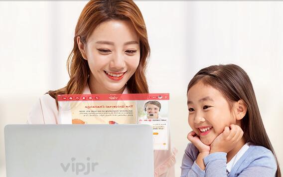 vipjr在线英语