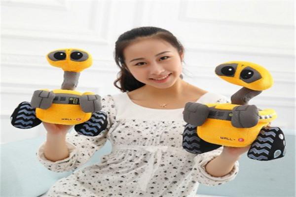 瓦力机器人展示