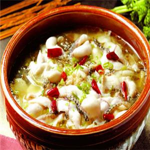 魚與(yu)你搭檔酸菜魚米飯
