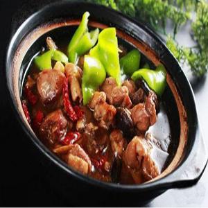 味香轩黄焖鸡加盟
