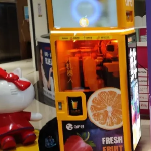 xincheng派果汁机器人