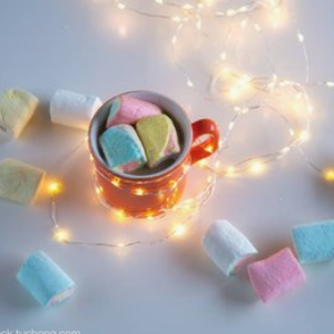 仙女丝棉花糖