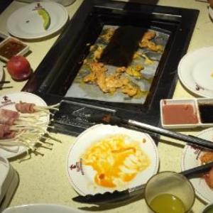 范记烤肉火锅自助餐吧