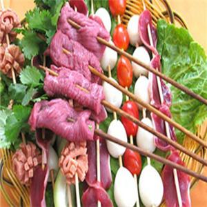 川椒串串香火锅