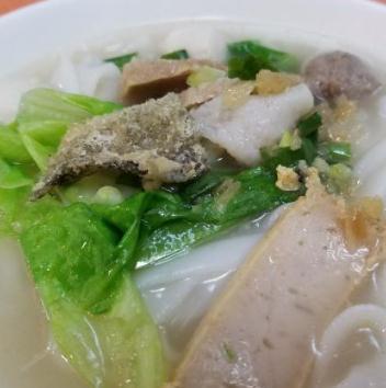 愛記潮州魚蛋粉
