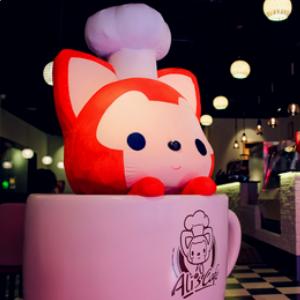 阿狸咖啡馆