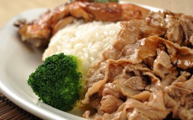 阿庆嫂牛肉饭